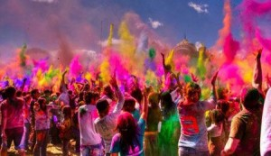 جشن هولی Holi