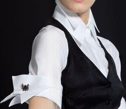 Image result for پیراهن مخصوص دکمه سردست